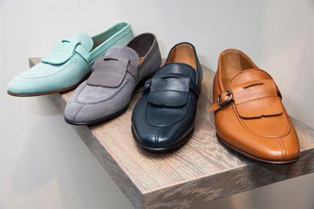 مدل کفش مردانه مجلسی 13