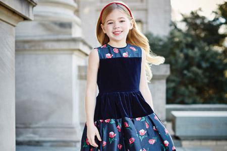 مدل لباس بچگانه 10