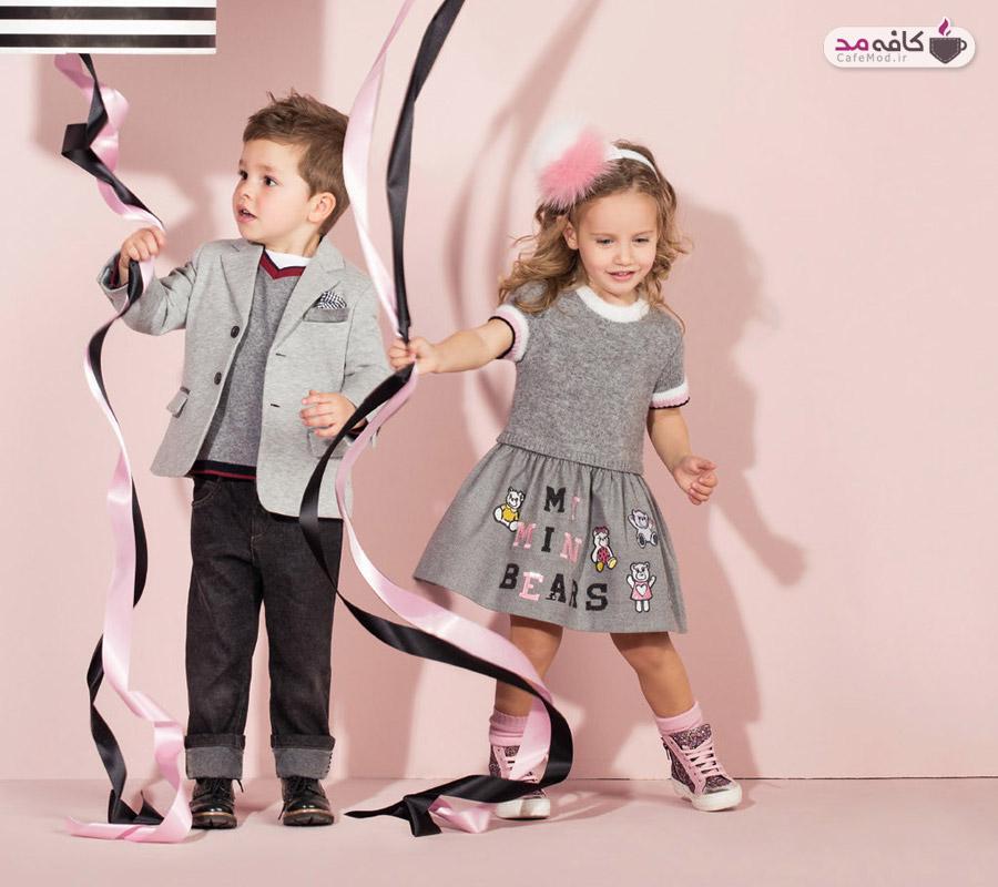 مدل لباس بچگانه 2017