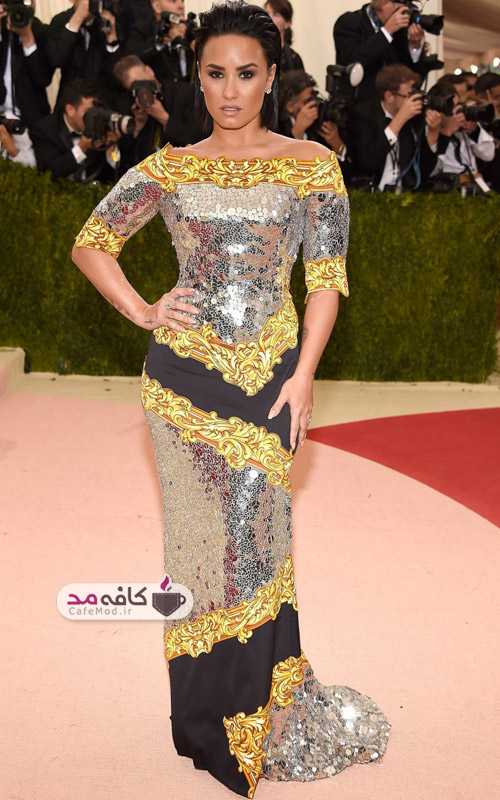 مدل لباس ستارگان هالیوود در MET Gala