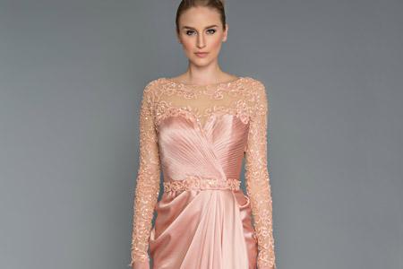 مدل لباس مجلسی Oliver Valentino 11