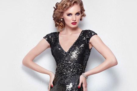 مدل لباس مجلسی شیک 14