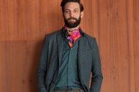 مدل لباس مردانه Trina Turk