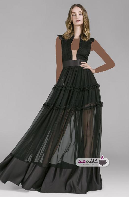 مدل لباس مجلسی 2017