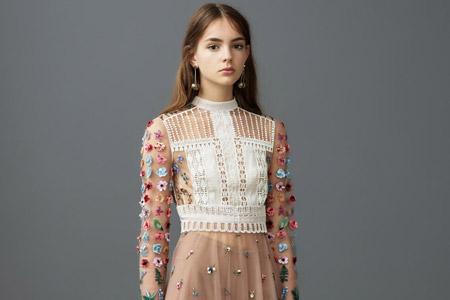 مدل لباس مجلسی 2017 3