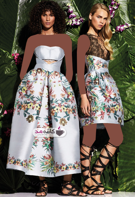 مدل لباس های جدید زنانه