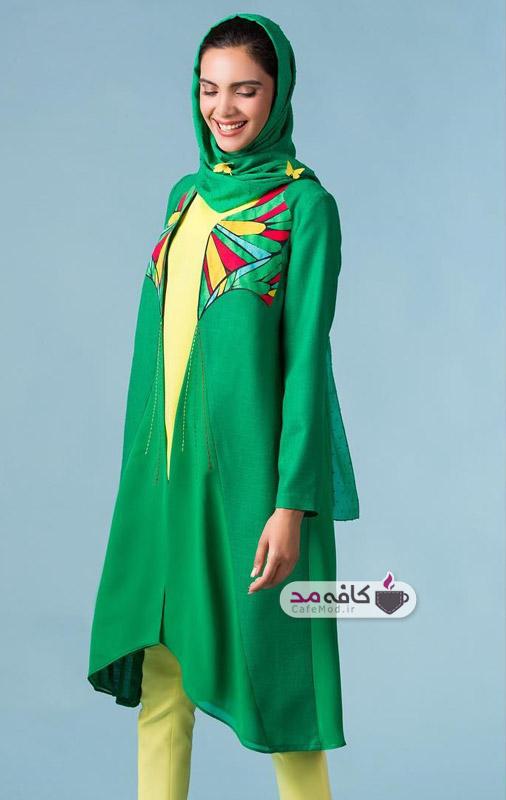 مدل مانتو 95 Anna Sani