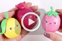 فیلم آموزش شکلک های خمیری