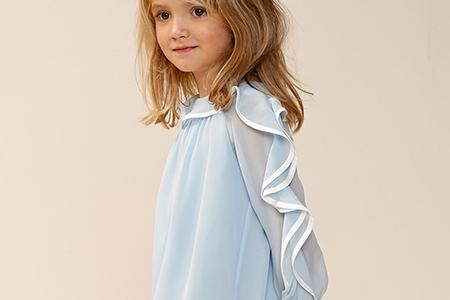 مدل لباس پاییزه دخترانه 11