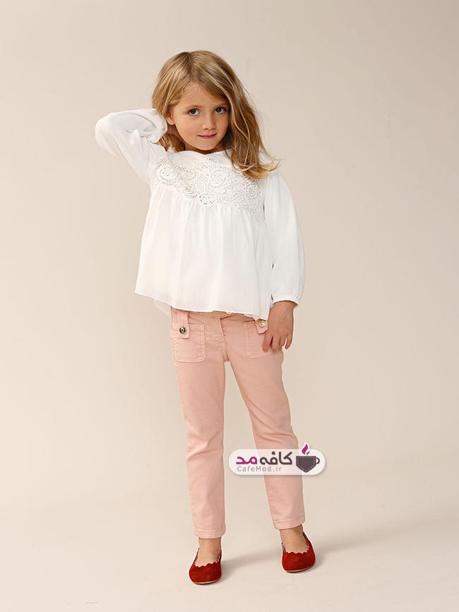 مدل لباس پاییزه دخترانه Chloe
