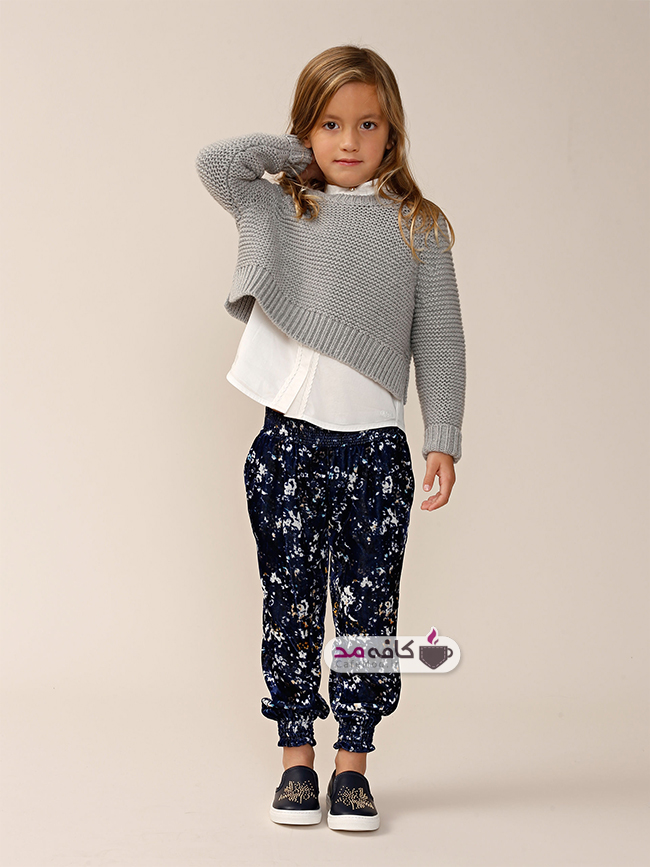 مدل لباس پاییزه دخترانه