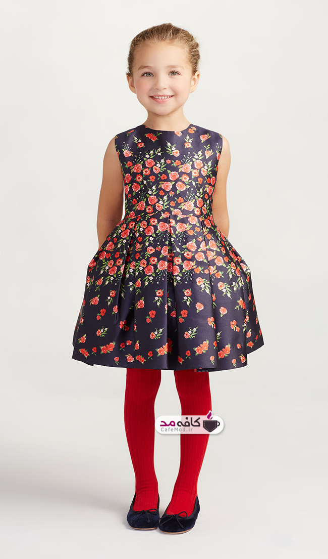 مدل لباس دخترانه Oscar De Larenta