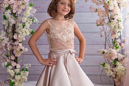 مدل لباس مجلسی دخترانه 6