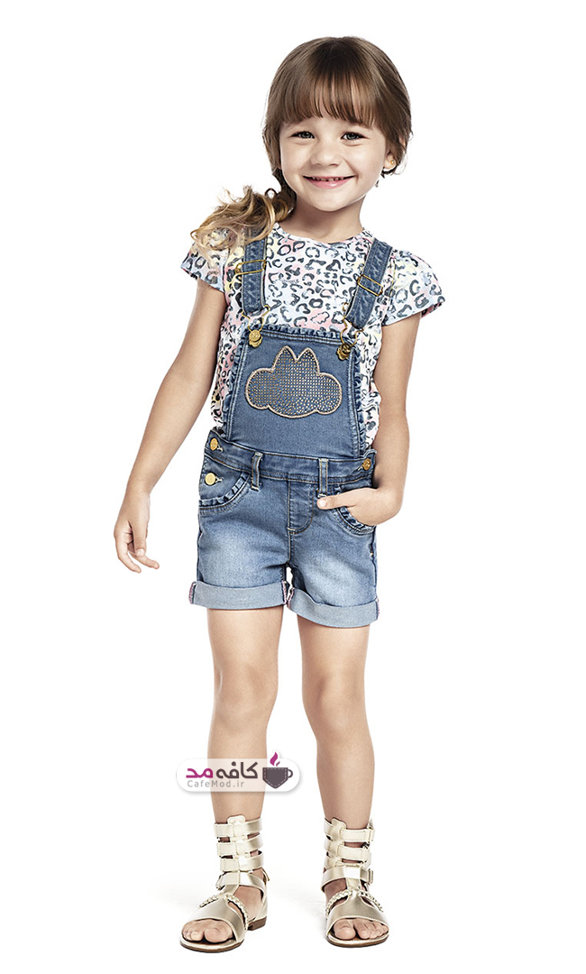 مدل لباس دخترانه Lilica Ripilica