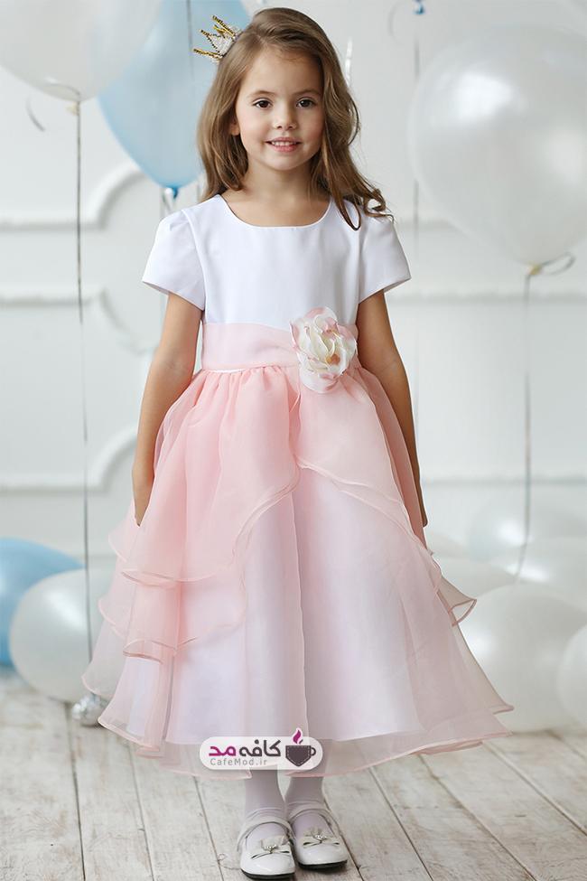 مدل لباس مجلسی دخترانه Rexberry