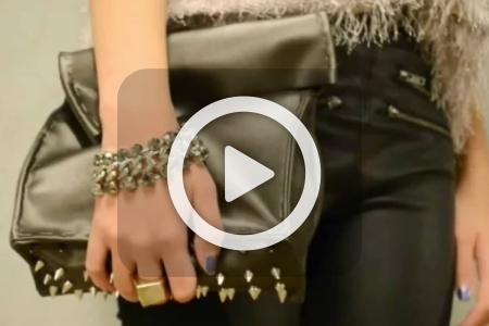 فیلم آموزش دوخت کیف چرم دستی
