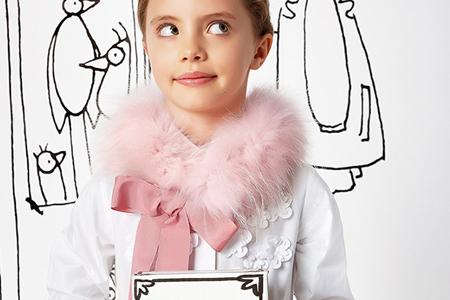 مدل لباس بچگانه Fendi 10