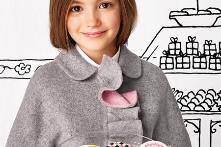 مدل لباس بچگانه پاییزه 10