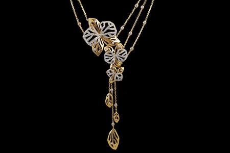 مدل گردنبند جواهر 11