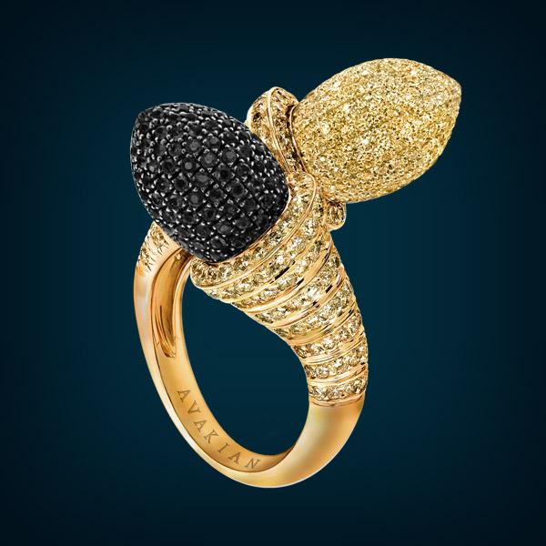 مدل طلا و جواهرات Avakian