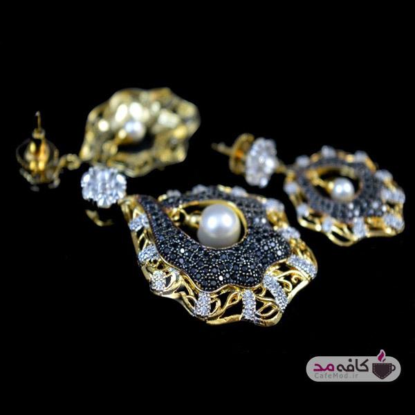 مدل گوشواره جواهر