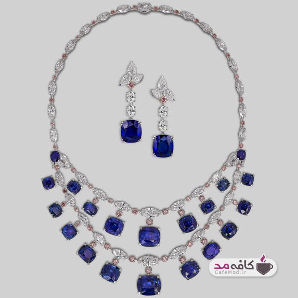 مدل جواهرات David Morris