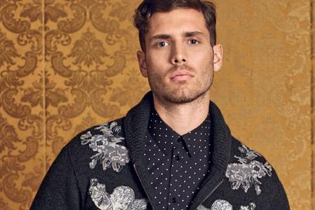 مدل لباس مجلسی مردانه D&G 10