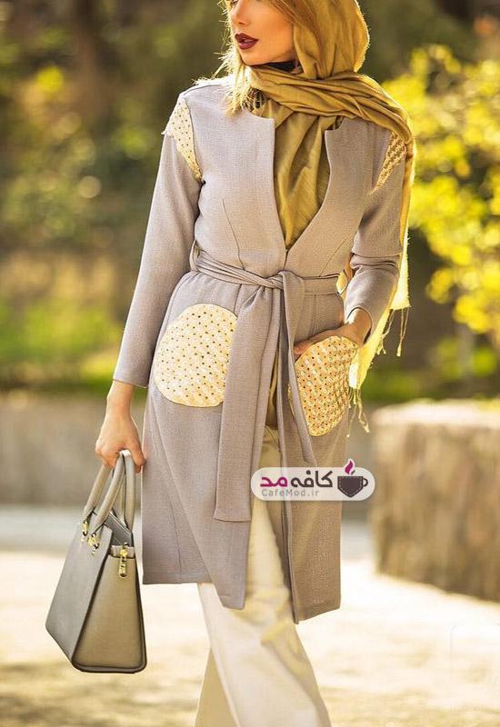مدل مانتو ایرانی هانی