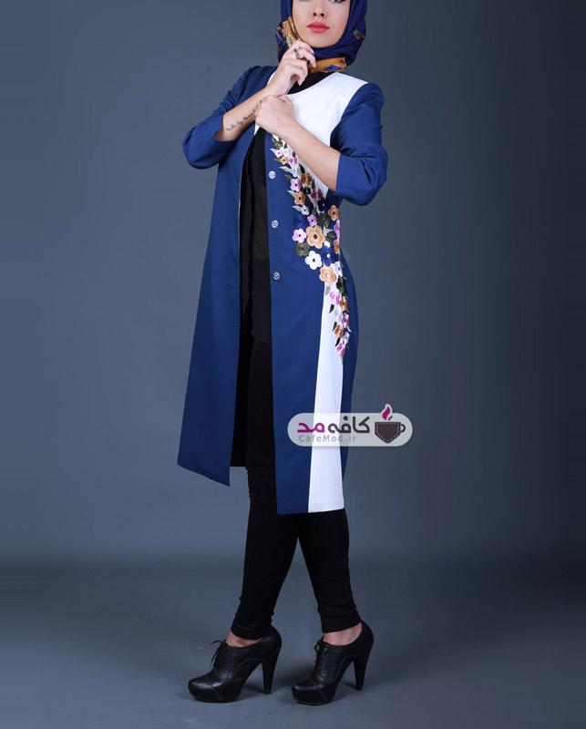 مدل مانتو بهار 95