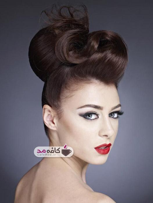 جدیدترین مدل های آرایش مو
