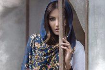 مدل شال و روسری ویتی