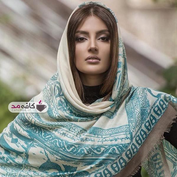 مدل شال و روسری 95