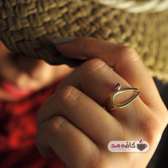 مدل انگشتر طلا