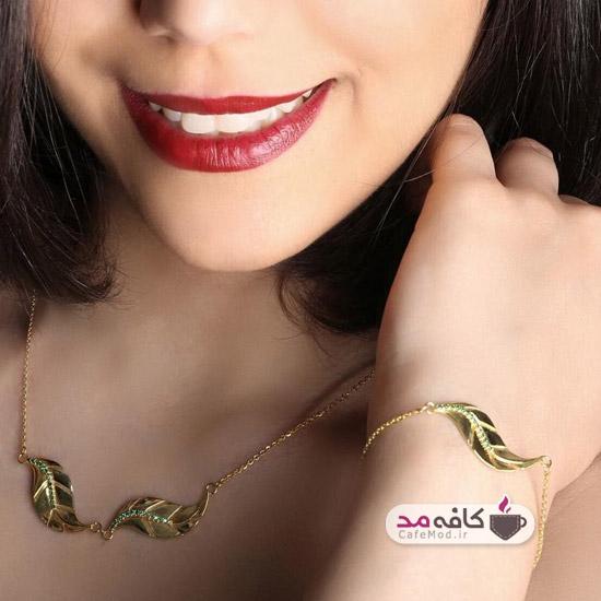 مدل گردنبند طلا مدل دستبند طلا
