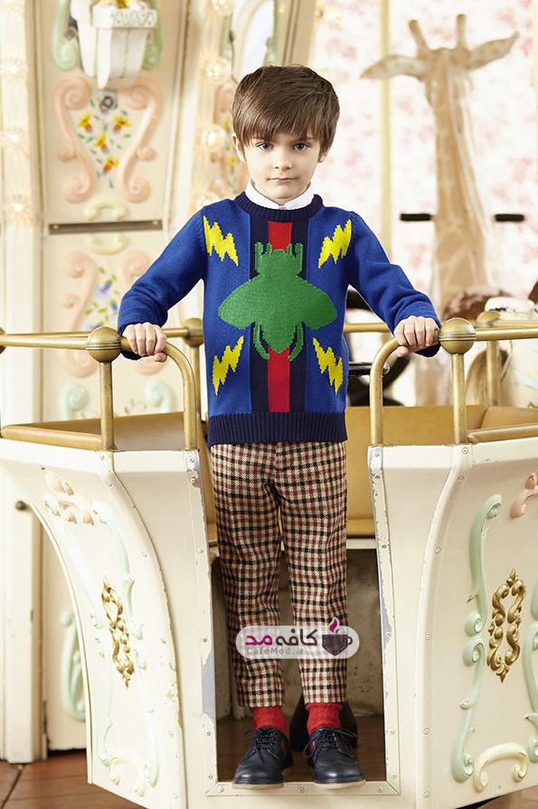 مدل لباس پسرانه Gucci