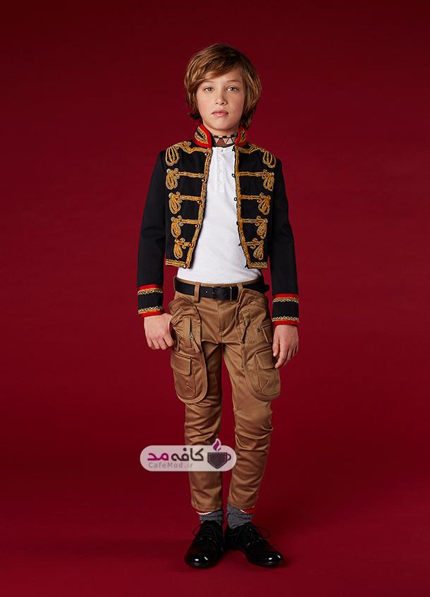 مدل لباس پسرانه Dsquared