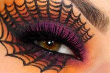 آموزش آرایش چشم پاییزه