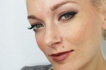 آموزش تصویری آرایش صورت