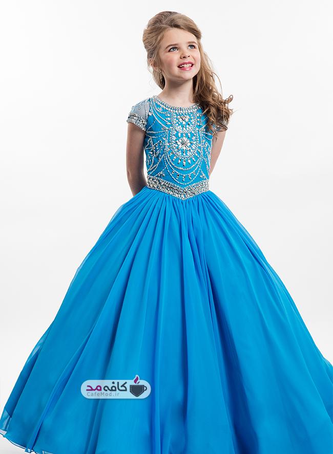 مدل لباس دخترانه Rachel Allan