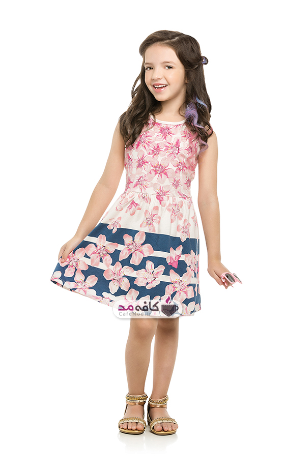 مدل لباس دخترانه Kamylus
