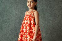 مدل لباس دخترانه هندی