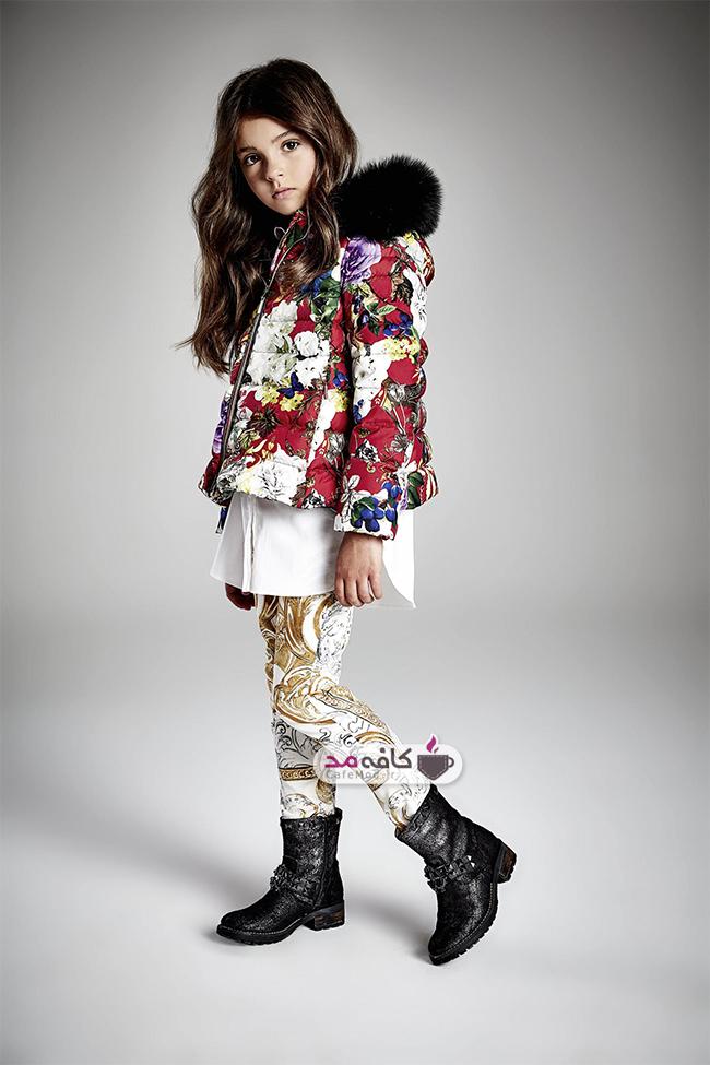 مدل لباس دخترانه Roberto Cavalli