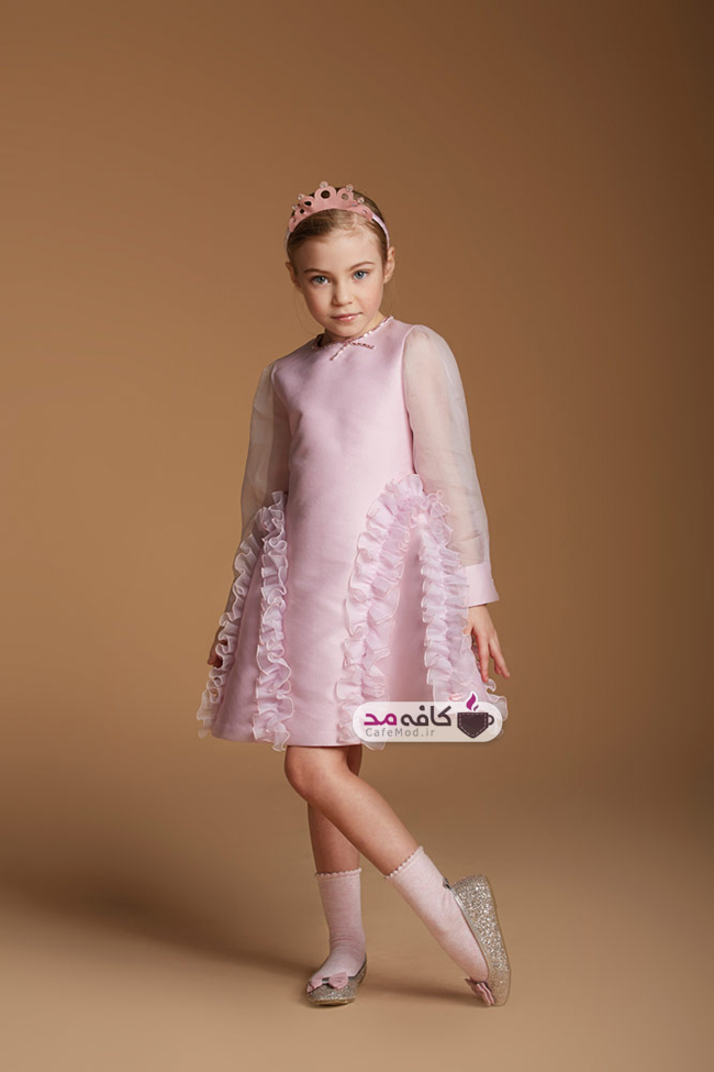مدل لباس دخترانه Valmax