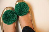 آموزش تغییر کفش بابت با کاموا