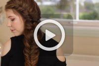 فیلم بافت موی تیغ ماهی