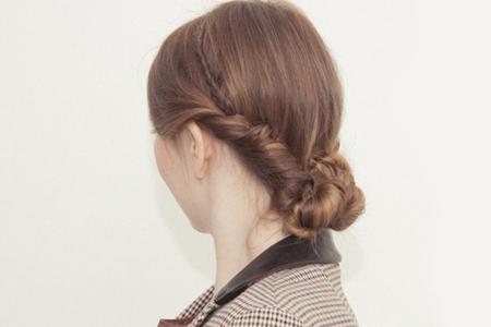 آموزش آرایش و جمع کردن موها