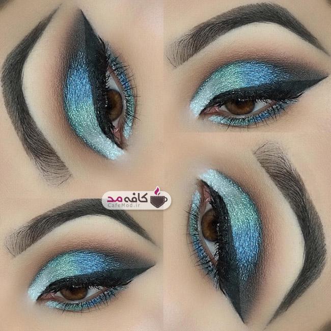 آرایش زیبای چشم