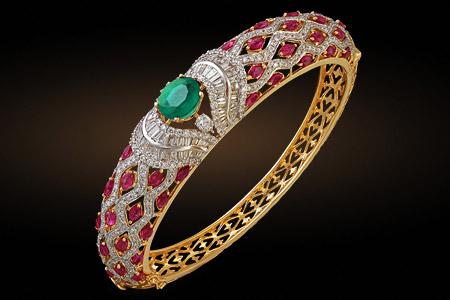 مدل جواهرات هندی 10