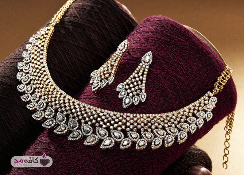 مدل جواهرات هندی