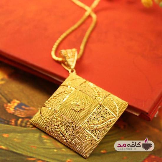 مدل طلا و جواهرات جدید